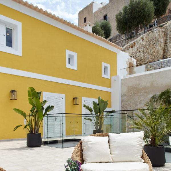 Zonas Comunes Hotel Torre del Canónigo Ibiza