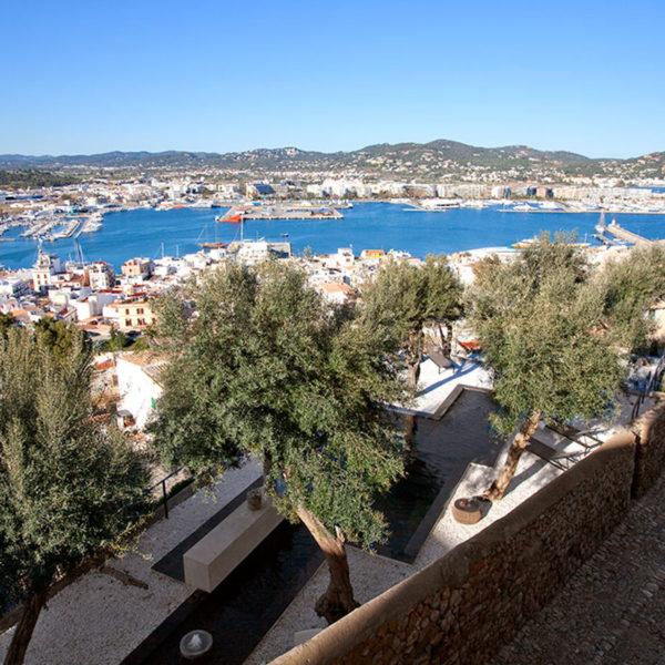 Vistas Hotel Torre del Canónigo Ibiza